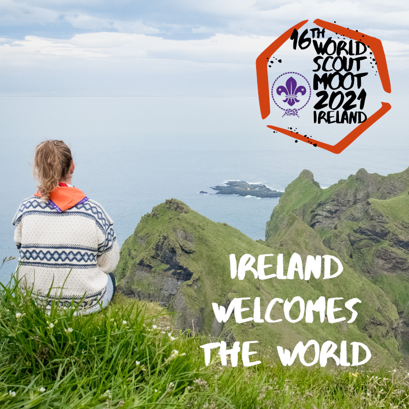 World Scout Moot - Irlanda
